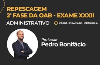 MAX OAB 2ª Fase - Repescagem Direito Administrativo
