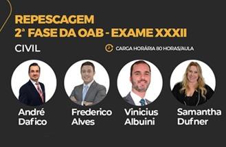 MAX OAB 2ª Fase - Repescagem Direito Civil