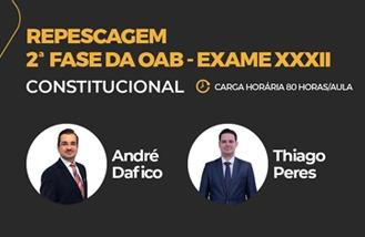 MAX OAB 2ª Fase - Repescagem Direito Constitucional