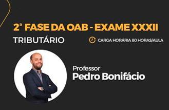 MAX OAB 2ª Fase - Direito Tributário - Exame  XXXII