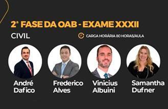 MAX OAB 2ª Fase -  Direito Civil - Exame XXXII